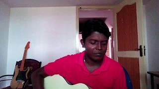 Enna nadandhalum from meesaya murukku guitar cover by KDS.ft_Balz
