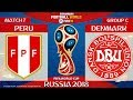 Peru vs Denmark ⚽️ | FIFA World Cup Russia 2018 | MATCH 7 | 16/06/2018 | FIFA 18