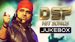 Devi Sri Prasad [DSP] Latest Hit Songs  || Jukebox || Birthday Special