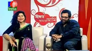 আমার আমি: আরজে শ্রিয়া সর্বজয়া এবং অভিনেতা ইরেশ যাকের May 17 2014