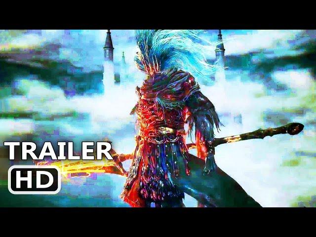PS4 - Dark Souls 3 The Fire Fades Edition Trailer