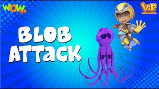 Blob Attack - Vir: The Robot Boy WITH ENGLISH, SPANISH & FRENCH SUBTITLES