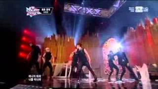 VIXX - Hyde comeback Stage