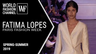 Fatima Lopes spring-summer 2019 | Paris fashion week