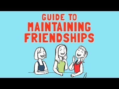 Xxx Mp4 Wellcast Guide To Maintaining Friendships 3gp Sex