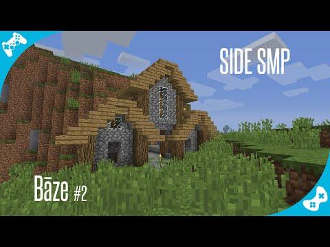 Side Modded SMP  - Bāze | Part 2
