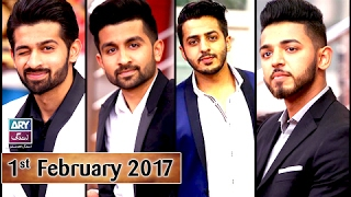 Salam Zindagi - Interview | DhoomBros Boys ( Social Media Entertainer ) - 1st February 2017
