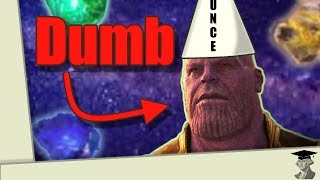 THANOS WAS WRONG! || The Universal Malthusian Trap