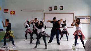 Dance Tari [ tradisional x modern ] kreasi IX-E.5 SAGART