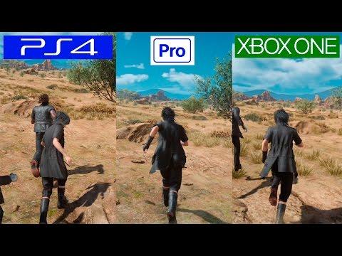 Final Fantasy XV | PS4 VS