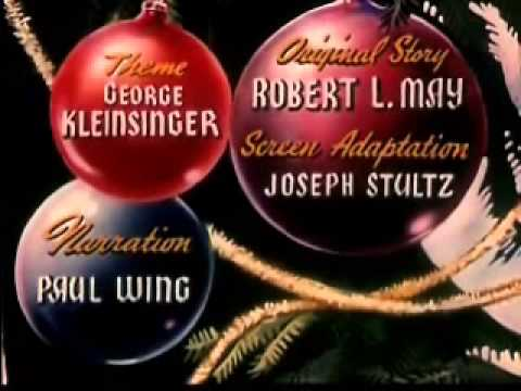 Opening To Rudolph The Red Nosed Reindeer 1992 VHS