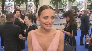 Transformers 5: Laura Haddock wants to come back for another
