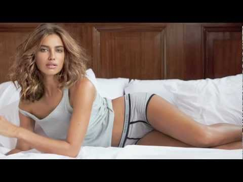 Intimissimi Man - Irina Shayk behind the scenes