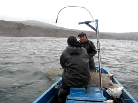 ловля барабули в евпатории