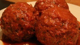 How To Make Persian Koofteh berenji ( Rice Meatball )