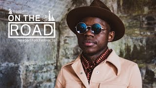 J.S. Ondara On The Warn Reception Of His Debut LP 'Tales Of America'   On The Road At Newport