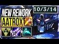 Download Video Download AATROX REWORK + ESSENCE REAVER = GOD-TIER JUNGLER!! Aatrox Jungle Gameplay | League of Legends 3GP MP4 FLV