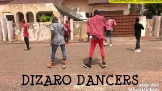 Shatta wale kpuu kpaa CLIP official by DIZARO DANCERS