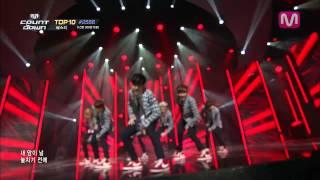 방탄소년단_상남자 (Boy In Luv by BTS of M COUNTDOWN 2014.3.20)