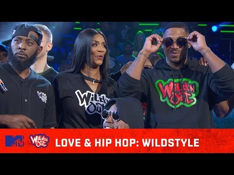 Love & Hip Hop Atlanta Cast Pull Up on Nick Cannon Wild N Out Wildstyle