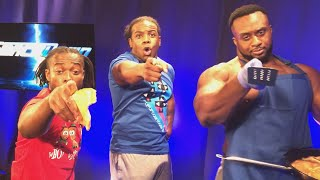 "The New Day wonder ""who!"" the WWE Universe will pick to be part of Mixed Match Challenge"
