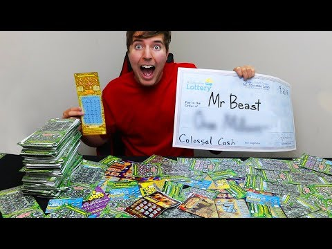 I Spent 30 000 On Lottery Tickets And Won