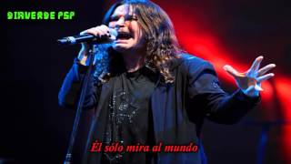 Black Sabbath- Iron Man- (Subtitulado en Español)