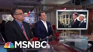 GOP Strategist: 'I Have Lost All Faith' In Chief Of Staff John Kelly   Velshi & Ruhle   MSNBC