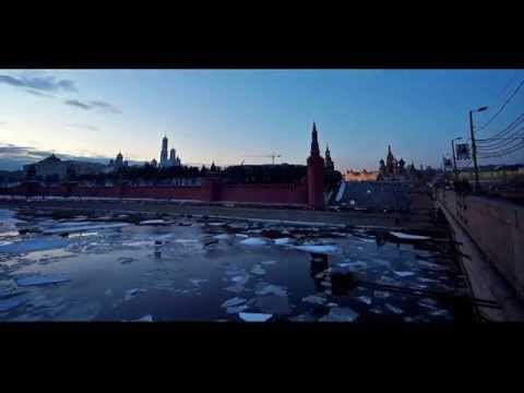 Moscow, Russia Timelapse (2012)