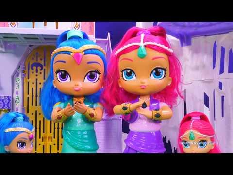 Xxx Mp4 ELENA OF AVALOR Castle Playset With Shimmer And Shine Trolls PJ Masks Ninjalinos Toys 3gp Sex