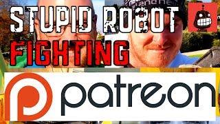 Stupid Robot Fighting League - Patreon Intro Video