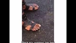 B-REAL B-FUNNY - Comedian Black Azz Roast Lady Vampire Feet