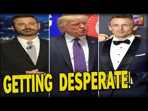 Desperate Hollywood Libs SCRAPE the Bottom of the TOILET with SICK Last Ditch effort to Defeat Trump