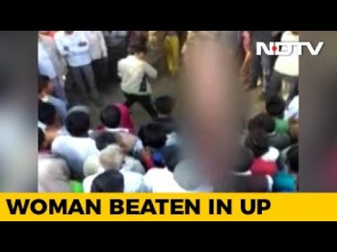 Woman Tied To Tree, Flogged In Full Public View, Just 60 km From Delhi