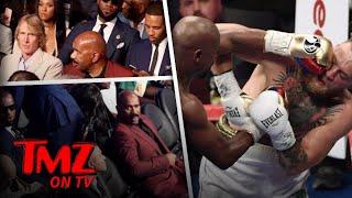 The Real Winner Of Mayweather Vs. McGregor Was Steve Harvey | TMZ TV