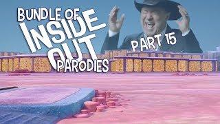 Bundle of Inside Out Parodies Part 15 (Inside Out Parody)