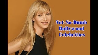 10 Not So Dumb Hollywood Celebrities   Amazing Top 10