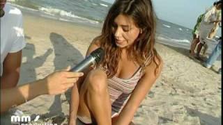 Belen Rodriguez, intervistata nel 2007