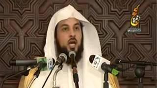 دعاء سيدنا نوح عليه السلام لله سبحانه وتعالى- الدكتور محمد العريفي