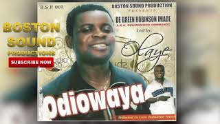 BENIN MUSIC► De Green Robinson led by Olaye - Odiowaya (Full Album)