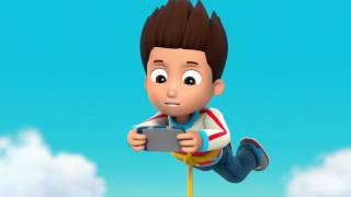 PAW Patrol Season 3 Episode 26 PUPS SAVE THEIR FLOATING FRIEND 06