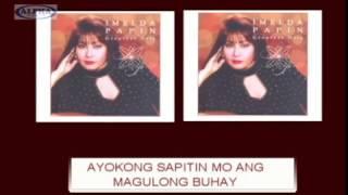 Imelda Papin Kaligayahan Mo'y Kaligayahan Ko Rin with lyrics