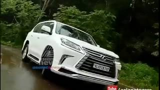 Lexus LX 450d Price in India, Review, Mileage & Videos | Smart Drive 24 Sep 2017