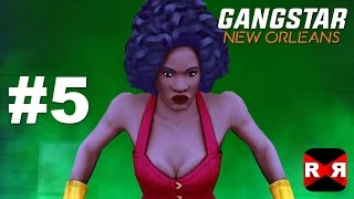 Gangstar New Orleans - iOS / Android - Walkthrough Gameplay Part 5