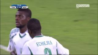 Tahiti 1-6 Nigeria [Echiejile]ᴴᴰ