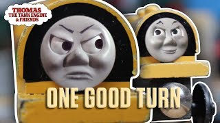 Thomas & Friends | One Good Turn : Wooden Railway Remake