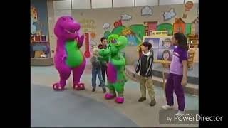 Barney And Friends - Tickle N Giggle Baby Bop TMX