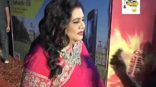 Runa Laila - Mirchi Music Awards Bangla Red Carpet interview