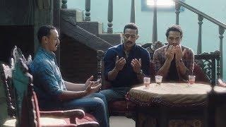 زين كبير عيلة القناوي يتحمل تكاليف زواج طه وصفية - مسلسل نسر الصعيد - محمد رمضان