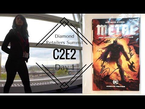 C2E2 Chicago Comic Con/ Diamond Retailers Summit 2017